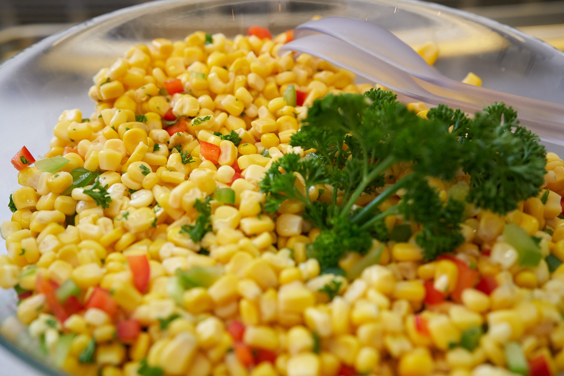 picture of corn salad