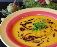 picture of pumpkin soup